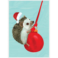 Allport Editions Swingin' Hedgehog Boxed Holiday Cards