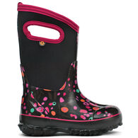 Bogs Girls' Classic Cattails Waterproof Insulated Winter Boot