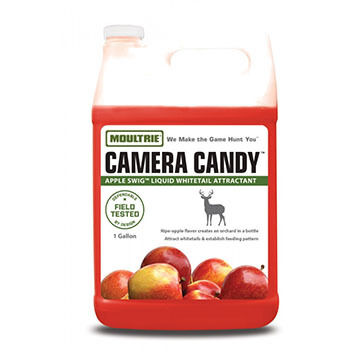 Moultrie Camera Candy Apple Swig Deer Attractant