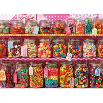Outset Media Jigsaw Puzzle - Candy Counter