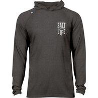 Salt Life Men's Live Salty Marlin Performance Hoodie