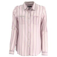 White Sierra Women's Bug Free Cotton Long-Sleeve Shirt