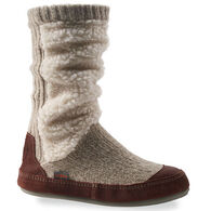Acorn Women's Slouch Boot Slipper Sock