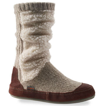Acorn Womens Slouch Boot Slipper Sock