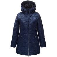 SKEA Women's Annabelle Long Down Coat