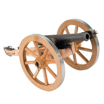 Traditions Mini Napoleon III 50 Cal. Cannon Kit