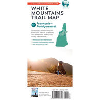 AMC White Mountains Trail Map: Map 2 - Franconia-Pemigewasset