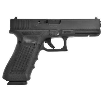 Glock 17 Gen4 9mm 4.5 17-Round Pistol