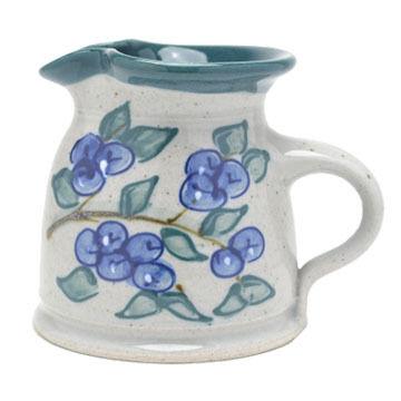 "Great Bay Pottery Handmade Ceramic 4"" Creamer"