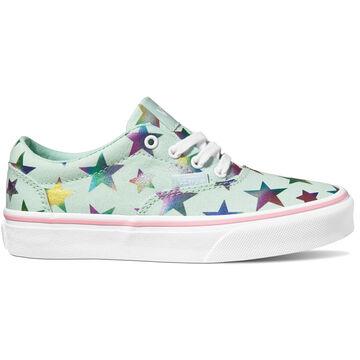 Vans Girls Doheny Stars Slip-On Shoe