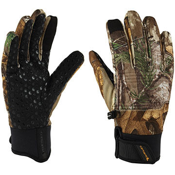 Carhartt Mens Midweight Shooting Glove