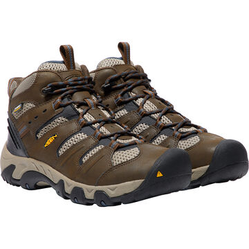 Keen Mens Koven Mid Waterproof Hiking Boot