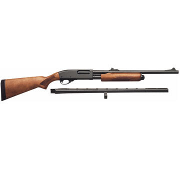 Remington Model 870 Express Combo Super Magnum 12 GA 26/20 Shotgun