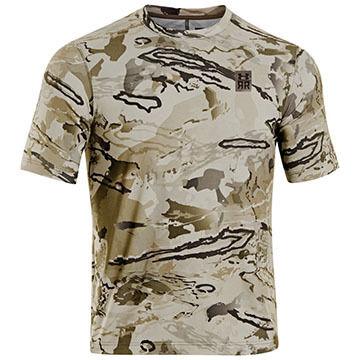 Under Armour Mens Ridge Reaper Short-Sleeve T-Shirt