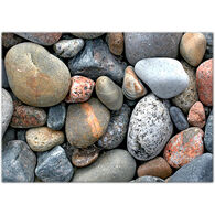 Lori A. Davis Photo Card - Beach Stones