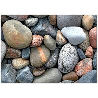 Lori A. Davis Photo Card - Beach Stones