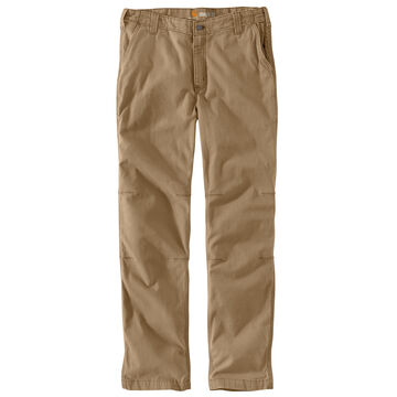 Carhartt Mens Rugged Flex Rigby Straight-Fit Pant