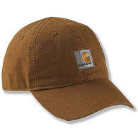 Carhartt Infant/Toddler Boys' Signature Canvas Cap