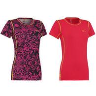 Kari Traa Women's Sjolvsagt Short-Sleeve T-Shirt, 2-Pack
