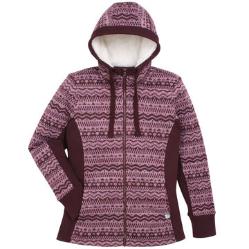 Avalanche Womens Hooded Jacket