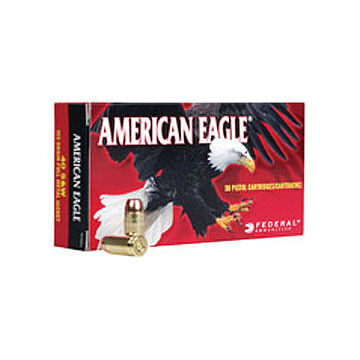 American Eagle 9mm Luger (9x19mm Parabellum) 115 Grain FMJ Handgun Ammo (100)