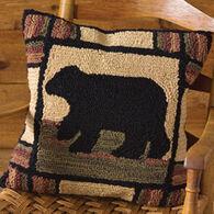 Park Designs Adirondack Bear Pillow