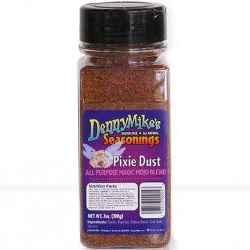 DennyMikes Pixie Dust Shaker, 7 oz.