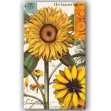 Michel Design Works Sunflower Matchbox