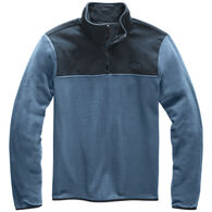 The North Face Men's TKA Glacier 1/4-Zip Fleece Shirt
