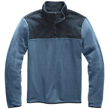 The North Face Mens TKA Glacier 1/4-Zip Fleece Shirt