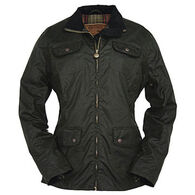 Outback Trading Women's Under the Wire Oilskin Jacket