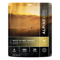 AlpineAire Wild Thyme Turkey Meal - 2 Servings