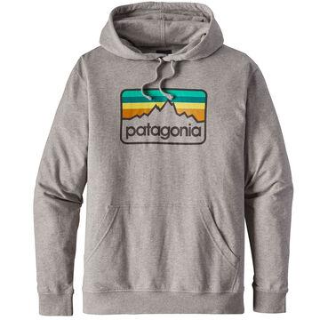 Patagonia Men's Line Logo Badge Lightweight Hoody