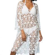 Odd Molly Women's Holy Lace Beach Dress