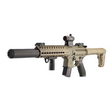 SIG Sauer MCX CO2 177 Cal. Air Rifle w/ 20mm SIG 20R Red Dot Optic