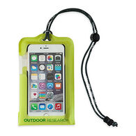 Outdoor Research iPhone 6 Plus, Samsung Note 3 & 4 Sensor Dry Pocket Waterproof Case