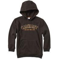 Carhartt Boy's Workwear Sweatshirt
