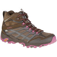 Merrell Women's Moab FST Mid Waterproof Hiking Boot