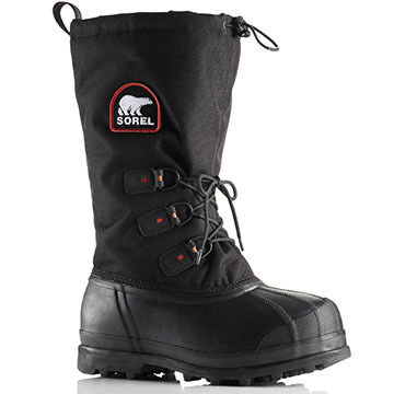 Sorel Mens Glacier XT Waterproof Winter Boot