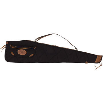 Browning Lona Canvas / Leather 48 Scoped Rifle Case