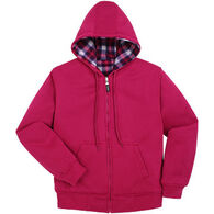 Maxxsel Women's Che Bella Reversible Fleece Hoodie