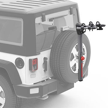 Yakima SpareRide 2-Bike Bicycle Carrier
