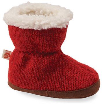 Acorn Boys & Girls Easy Bootie Ragg Wool