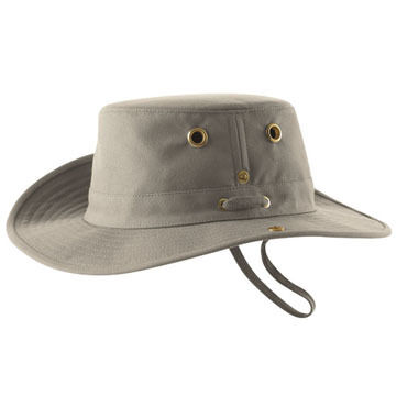 Tilley Endurables Mens T3 Snap-Up Brim Hat