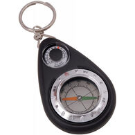 Munkees Thermometer-Compass Keychain