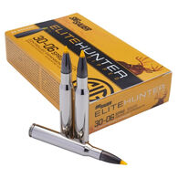 SIG Sauer Elite Hunter Tipped 30-06 Springfield 165 Grain Yellow Tip / Boat Tail Rifle Ammo (20)