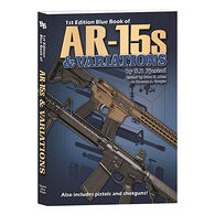 Blue Book of AR-15s & Variations, 1st Edition by S. P. Fjestad