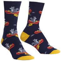Sock It To Me Women's Keep On Paddling Crew Sock
