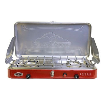 Camp Chef Everest High Pressure Two-Burner Stove
