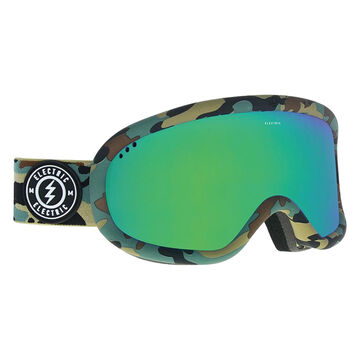 Electric Charger Snow Goggle